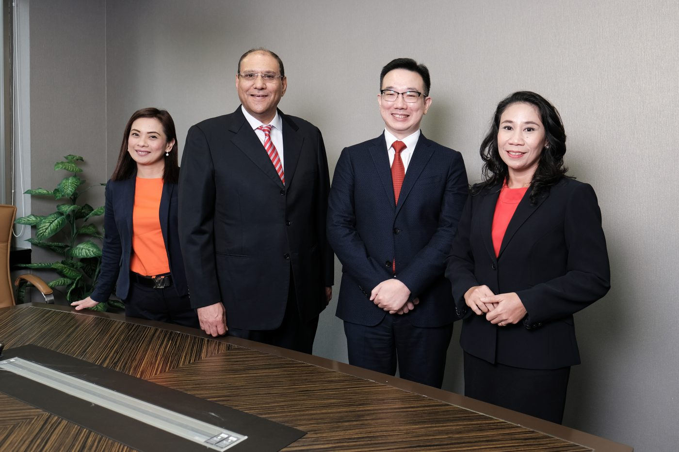 Team of Accounting & Auditing Services Provider Singapore - Helmi Talib Group